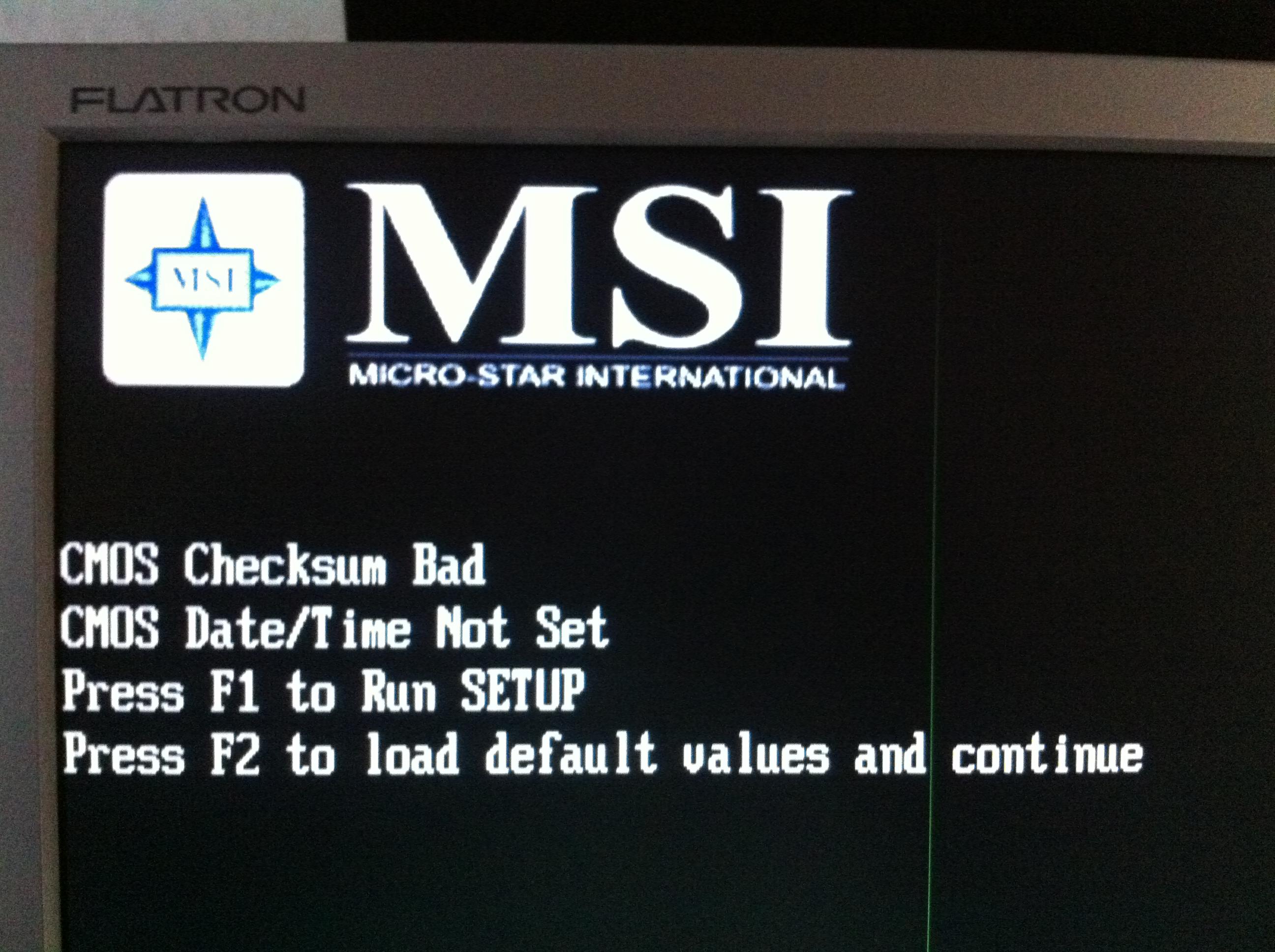 Cambiar la pila a un CPU